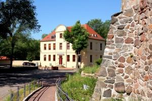 Roßlau, Kleines Schloss