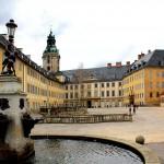 Rudolstadt, Schloss Heidecksburg, Schlosshof