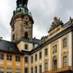 Rudolstadt, Schloss Heidecksburg, Schlossturm
