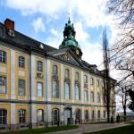 Rudolstadt, Schloss Heidecksburg, Westflügel