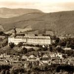 Schloss Heidecksburg, Postkarte 1960er Jahre