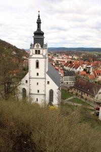 Rudolstadt, Ev. Stadtkirche St. Andreas