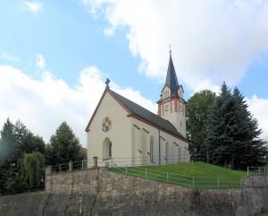 Rüdigsdorf, Ev. Christuskirche