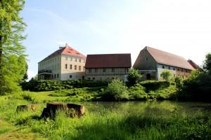 Rüdigsdorf, Gutshof