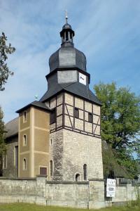 Saaleck, Ev. Kirche St. Laurentius