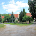 Rittergut Saalhausen, Herrenhaus