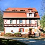 Rittergut Sachsendorf, Inspektorenhaus