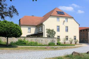 Rittergut Salsitz, Herrenhaus