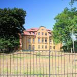 Rittergut Neuhaus Salsitz, Herrenhaus