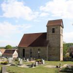 Saubach, Ev. Kirche St. Nicolai
