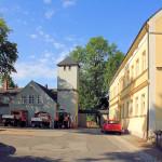 Altes Schloss Sayda, Nebengebäude