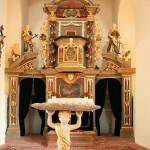Schellsitz, Ev. Kirche, Altar