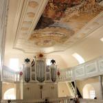 Schellsitz, Ev. Kirche, Orgel