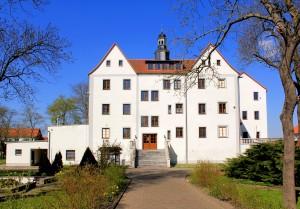 Rittergut Schenkenberg, Herrenhaus