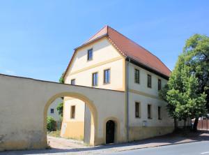 Freier Hof Schkeuditz, Herrenhaus