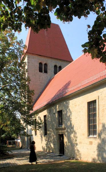 schladebach ev kirche bei halle saale kirchen saalekreis sachsen anhalt. Black Bedroom Furniture Sets. Home Design Ideas