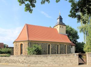 Schlaitz, Ev. Kirche