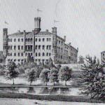 Schloss Waldenburg, 1859