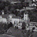 Schloss Waldenburg, 1920er Jahre