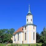 Schmannewitz, Ev. Pfarrkirche