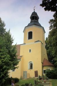 Schmorkau, Ev. Pfarrkirche