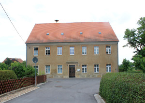 Rittergut Schmorkau, Herrenhaus