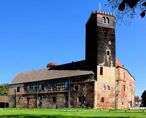 Rittergut Schnaditz, Schloss (Zustand 2011)