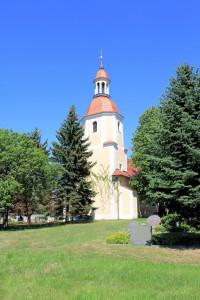 Schöna, Ev. Pfarrkirche