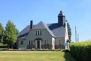 Schönborn-Dreiwerden, Ev. Pfarrkirche Schönborn