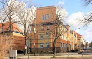 Siedlung Schönefelder Allee in Schönefeld