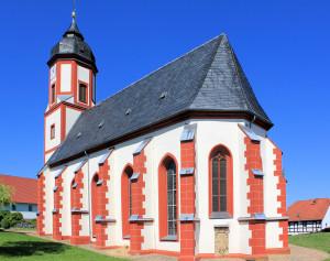 Schrebitz, Ev. Pfarrkirche