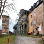 Schloss Schwarzburg, Schlosshof