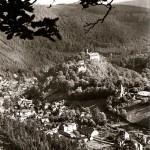 Schloss Schwarzburg, Postkarte 1980er Jahre