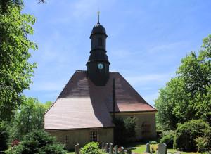 Schweikershain, Ev. Pfarrkirche