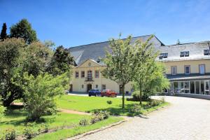 Rittergut Schweikershain, Herrenhaus