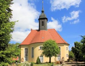 Ev. Pfarrkirche Schweta (Stadt Mügeln)