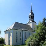 Seifersbach, Ev. Pfarrkirche