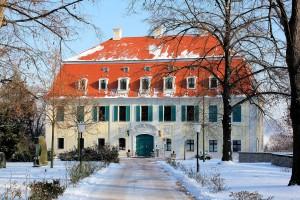 Siebeneichen, Schloss