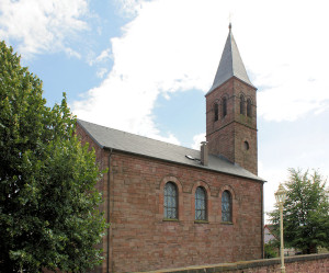 Siebigerode, Ev. Kirche St. Georg