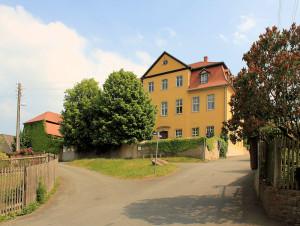 Gutshof Silbitz