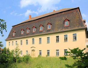 Rittergut Silbitz, Herrenhaus