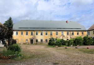 Rittergut Simselwitz, Herrenhaus