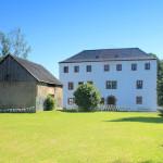 Rittergut Sitten, Herrenhaus
