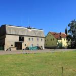 Rittergut Sitten, Wirtschaftshof