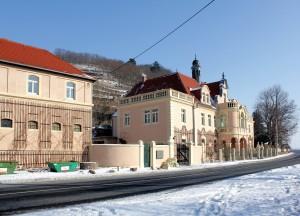 Sörnewitz, Weingut Rote Presse