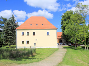 Rittergut Sornzig, Herrenhaus