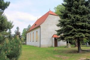 Sprotta, Ev. Pfarrkirche