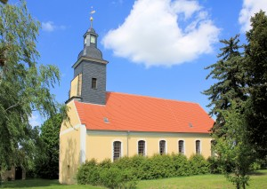Staritz, Ev. Pfarrkirche