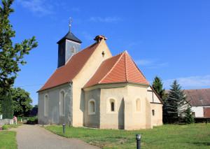 Staupitz, Ev. Pfarrkirche