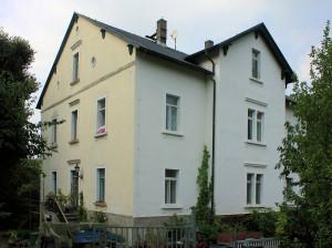 Rittergut Steinbach, Herrenhaus
